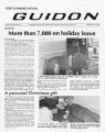 Fort Leonard Wood Guidon. December 18, 1980.