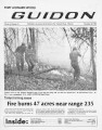 Fort Leonard Wood Guidon. November 20, 1980.