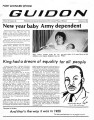 Fort Leonard Wood Guidon. January 08, 1981.