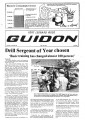 Fort Leonard Wood Guidon. May 31, 1979.