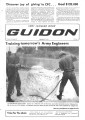 Fort Leonard Wood Guidon. September 27, 1979.