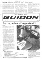Fort Leonard Wood Guidon. July 26, 1979.