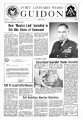 Fort Leonard Wood Guidon. October 02, 1970.