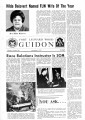 Fort Leonard Wood Guidon. November 11, 1971.