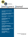 InterAgency Journal: the journal of the Simons Center, Vol. 8, Issue 3, Fall 2017.