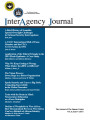 InteraAgency Journal: the journal of the Simons Center, Vol. 8, Issue 4, Winter 2017.