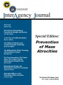 InterAgency journal: the journal of the Simons Center, Vol. 3, Issue 2, Special Edition, 2012.