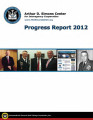 Col. Arthur D. Simons Center for the study of Interagency Cooperation: progress report 2012.