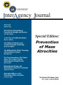 InterAgency journal: the journal of the Simons Center, Vol. 3, Issue 2, Special Edition 2012.