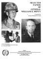 Selected papers of General William E. DePuy : first commander, US Army, Training and Doctrine...
