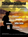 The Chaplain Corps Journal: The Professional Bulletin for Religious Support, Spring-Summer 2014.