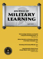 Journal of military learning, April 2019.