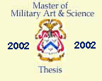 Enhancing combat effectiveness, the evolution of the United States Army infantry rifle squad since...