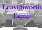 Leavenworth lamp : symbol of the Command and General Staff College, Fort Leavenworth, Kansas :...