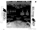 Army Air Forces statistical charts.