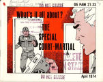 DA PAM 27-23 1974 (OBSOLETE) : What's it all about? The special court-martial.