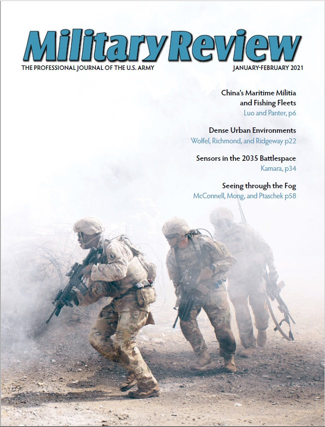 Front Cover of Military Review